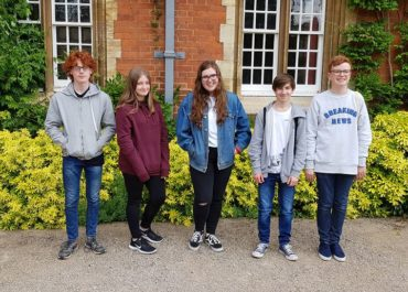 Year 10 Visit Cambridge University